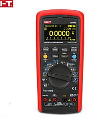 Недорогие -uni-t ut171c промышленный среднеквадратичный цифровой мультиметр / дисплей oled / вход низкого импеданса loz / измерение частоты vfc / usb / bluetooth