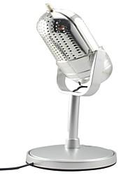 Недорогие -Микрофон Динамический микрофон Проводное 2.2 ohm для студийной записи и вещания ПК Ноутбук ТВ ИМАК