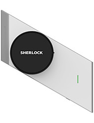 cheap -Xiaomi ABS+PC Remote Lock / Intelligent Lock Smart Home Security iOS / Android System APP unlocking / Remote control unlocking Home / Office / Apartment Security Door (Unlocking Mode APP)