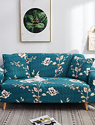 cheap -Sofa Cover High Stretch Flowers Printed Combinatorial Soft Elastic Polyester Slipcovers