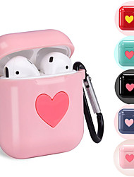 cheap -AirPods Case Protective Silicone Skin Holder Bag for Apple AirPods Accessories
