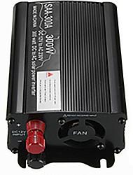Недорогие -инвертор солнечной энергии 300 Вт пиковый 12 В постоянного тока в 230 В переменного тока модифицированный синусоидальный преобразователь