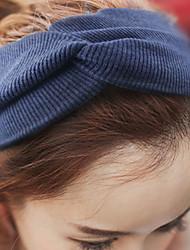 cheap -Headbands / Decorations Hair Accessories Cloth Demin Wigs Accessories Women's 1 pcs pcs cm Daily Wear / Festival Floral Style / Retro Women