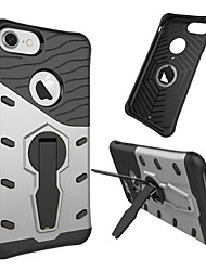 cheap -Non-slip Protective Case Rugged Shockproof Robot Armor Mobile Phone Cover for iPhone 7, 8/iPhone 7 plus, 8 plus