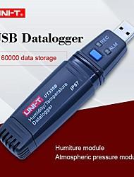 Недорогие -uni-t ut330b цифровой регистратор данных температура влажность usb 60000 регистратор температуры регистратор температуры -4080c (-40176f)