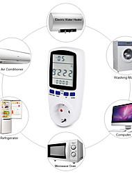 Недорогие -тс-836 измеритель мощности текущий монитор ватт-чекер экономия электроэнергии розетка анализатор электронный выключатель