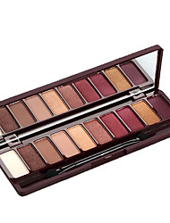 cheap -10 Colors Eyeshadow Nursing Simple Odor Free Women Best Quality Youth Normal Casual / Daily Safety Daily Makeup Cosmetic Gift