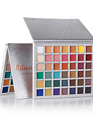 cheap -42 Colors Eyeshadow Palette Nursing Simple Odor Free Women Best Quality Youth Normal Casual / Daily Safety Daily Makeup Cosmetic Gift