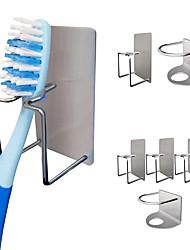 abordables -porte-serviettes nouveau design acier inoxydable moderne / fer 1pc simple / 1 porte-serviettes mural