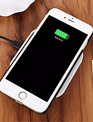 cheap -Portable Charger / Wireless Charger USB Charger USB with Cable / Multi-Output / Wireless Charger 2 USB Ports 1 A DC 5V for