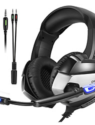 cheap -ONIKUMA K5 Gaming Headset Deep Bass Stereo Gaming Headphones PC PS4  Notebook with Microphone MIC