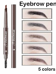 cheap -Eyebrow Pencil Waterproof Odor Free Easy Carrying 1 pcs Makeup Daily Cosmetic Health&Beauty Straight Moisture Long Lasting Wear to work Going out Casual / Daily Cosmetic Grooming Supplies