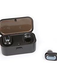 Недорогие -LITBest L1 Телефонная гарнитура Беспроводное EARBUD Bluetooth 5.0 С подавлением шума Стерео С зарядным устройством