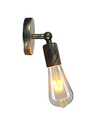 cheap -Creative Vintage Wall Lamps & Sconces Shops / Cafes Metal Wall Light 110-120V / 220-240V 40 W