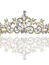 cheap -Crystal / Alloy Headbands with Crystal 1 Piece Wedding / Special Occasion Headpiece