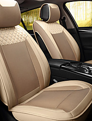cheap -best-selling breathable Summer all-inclusive car cushion breathable Cotton Hemp Special seat set ice silk woven cool seat set summer car seat cover/five seats/general motors seat cover/