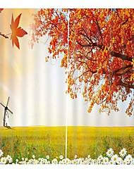 Недорогие -современная цифровая печать натуральный пейзаж