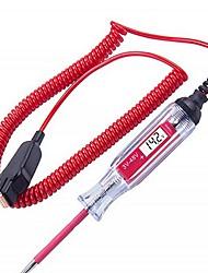 Недорогие -3-48 В автомобиль цифровой электрический тестер напряжения ручка датчика зонда диагностический инструмент с жк-экран пружинной проволоки