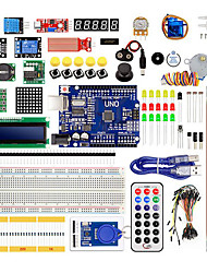 cheap -YCS newest Rfid starter kit for Arduino UNO R3 an enhanced version of the Learning Suite with a retail box