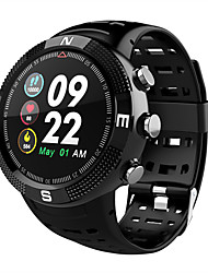 cheap -F18 Smart watch outdoor GPS positioning IP68 waterproof blood pressure heart rate monitoring fitness tracker watch call reminder