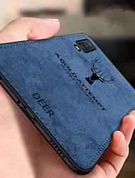 Недорогие -ткань ткань олень чехол для телефона для samsung galaxy a50 a70 мягкий силиконовый тпу задняя крышка для samsung a40 a30 a20 a10 a9 2018 a8 2018 a7 2018 чехлы