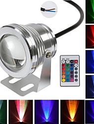 cheap -BRELONG LED Underwater Light 12V 10W RGB Floodlight Color Changing Underwater Pool Light Diving Light Fountain Fish Tank Light