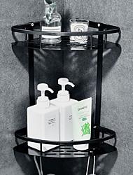 cheap -Bathroom Shelf Creative Contemporary Aluminum 1pc Wall Mounted