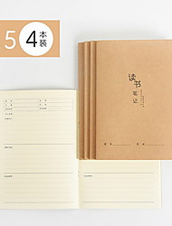 cheap -Creative Notebooks Paper 50 pcs 3 pcs