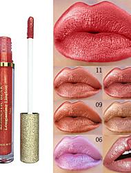 abordables -sexy 12 couleur multi-fonction flash ombre à paupières brillant à lèvres rouge à lèvres diamant perle brillant maquillage