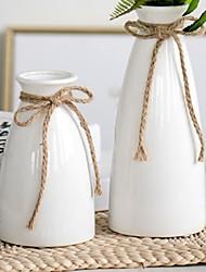 cheap -1pc Vases & Basket Irregular shape Ceramic Modern / Contemporary