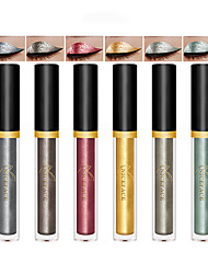 cheap -6 Colors Eyeshadow Nursing Simple Odor Free Women Best Quality Youth Normal Casual / Daily Safety Daily Makeup Cosmetic Gift
