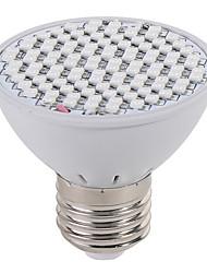 abordables -1pc 3.5 W 2500-3000 lm 102 Perles LED Luminaire croissant Rouge Bleu 85-265 V Maison / Bureau Serre de légumes