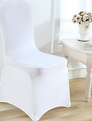cheap -Chair Cover Solid Colored Reactive Print Polyester / Cotton Blend Slipcovers