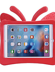 cheap -Case For Apple iPad Mini 3/2/1 / iPad Mini 4 Child Safe Back Cover Solid Colored / Butterfly / 3D Cartoon EVA