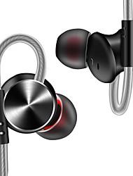 cheap -QKZ Trustfire CK5 In Ear Wired Headphones Earphone Silica Gel Earbud Earphone Stereo Headset