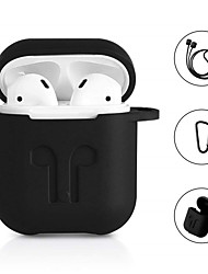 cheap -3 in 1 Silicone Headphones Accessories Cover Skin Dustproof for iPhone