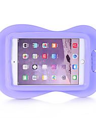 cheap -Case For Apple iPad Mini 5 / iPad Mini 3/2/1 / iPad Mini 4 Child Safe Back Cover Solid Colored / 3D Cartoon EVA