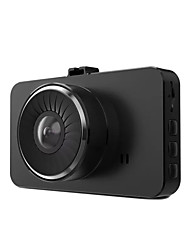 cheap -btutz LCD 1080p Full HD Car DVR 170 Degree Wide Angle CCD 3 inch LCD Dash Cam with Parking Monitoring / Loop recording Car Recorder