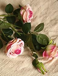 Недорогие -Искусственные цветы Полиэстер Modern нерегулярный Букеты на стол нерегулярный 3
