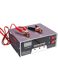 cheap -12V/24V 200Ah Pulse Repair With LCD Lead Acid Battery Intelligent Charger