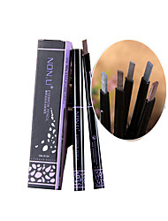 cheap -Eyebrow Pencil Pens & Pencils 1 pcs Makeup Eye Combination Oily Waterproof Long Lasting Natural Single Colored Cosmetic Grooming Supplies
