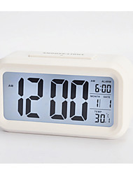 cheap -Alarm clock Digital A Grade ABS LED