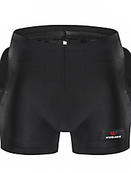 cheap -Padded Shorts for Ski / Snowboard / Ice Skating / Skating Boys' / Girls' For Children / Shockproof / Kids / Teen Cotton / Lycra® / EVA 1pc Black