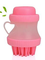 Недорогие -Маленькие зверьки Чистка Полипропиленовая пряжа Ванночки На каждый день Животные Товары для ухода за животными Зеленый Синий Розовый