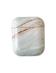 cheap -Protective Cover Case Artistic Simple Style Cute Apple Airpods Shockproof Water Proof Scratch-proof Plastic Shell