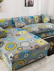abordables -2019 nouvelle simplicité élégante impression housse de canapé stretch housse de canapé super doux tissu rétro vente chaude housse de canapé
