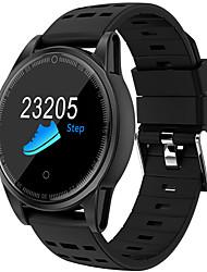 Недорогие -R13 умные часы мужчины женщины монитор сердечного ритма шагомер артериального давления работает фитнес-трекер спортивные интеллектуальные часы