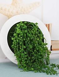 Недорогие -Искусственные растения Полиэстер Modern нерегулярный Цветы на стену нерегулярный 1