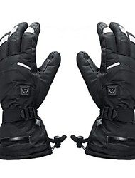 cheap -WARMSPACE 3.7V 3600mah Electrically Heated Gloves Motorcycle Winter Warmer Outdoor Skiing