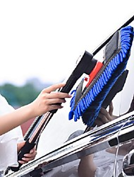 cheap -Long Handle Telescopic Car Wash Brush Cleaning Removable Mop Tools Accessories